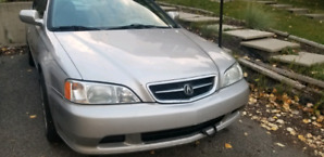 1999 Acura TL 23000kms Automatic