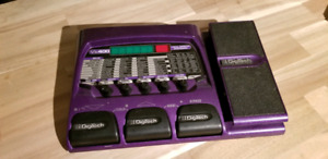 Digitech vx400 vocal effects processors