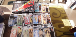 Star Wars 6 inch Black Series 40th Anniversary figures