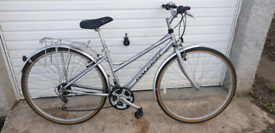 Raleigh Pioneer Ladies Hybrid Bicycle For Sale in Excellent Riding Ord