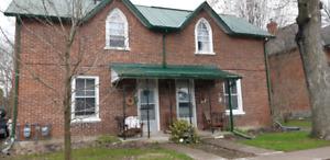 Duplex for rent
