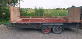12 ft x 6 ft plant trailer