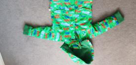 Waterproof baby jacket 9-18months