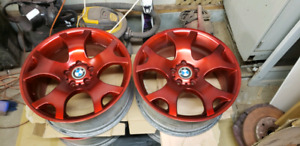 BMW tiger claws (style 63) rims