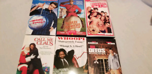 Comedy VHS Movies