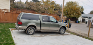 2003 FORD F150 KING RANCH