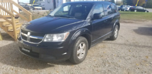 2009 DODGE JOURNEY SXT CERTIFIED AND E-TESTED