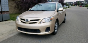 2011 Toyota Corolla CE Accident Free