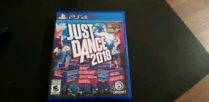 Just Dance 2018 + Playstation Eye for PS4