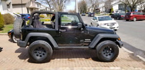 2014 Jeep Wrangler JK A/C