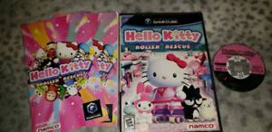 Hello Kitty: Roller rescue - Gamecube - GC