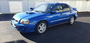 2004 Subaru WRX Impreza Sedan