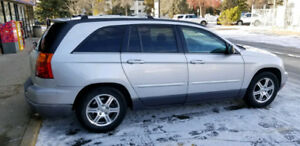 2008 Pacifica Touring / Leather Interior