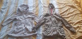 Girl bundle 98 104 cm 100 pieces