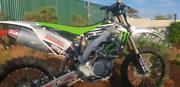 Kx 450f 2014 Cundeelee Kalgoorlie Area Preview