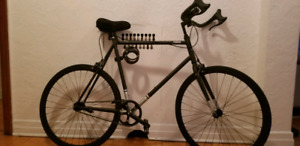 Very good condition 1 speed bike for tall person