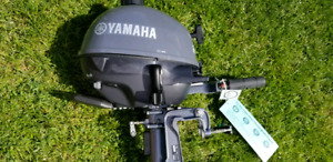 Yamaha 2.5 outboard engine