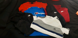Bundle of boys clothes age 13