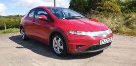 image for 2009 HONDA CIVIC 2.2 CDTI DIESEL MOTED TO MAY 2022 POSSIBLE PART EX