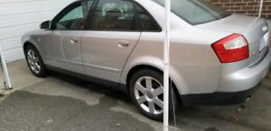 Audi 2003 a4 1.8t quattro