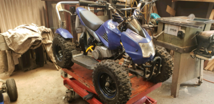 GMTjunior Quad Bike 49cc Forest Hill Whitehorse Area Preview