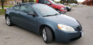 2006 Certified Pontiac G6 GT Coupe