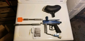 Orion View loader .68 caliber semi-automatic paintball gun