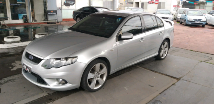 FORD XR6 2009 DEDICATED GAS REG RWC 12 MONTHS WARRANTY Sunshine North Brimbank Area Preview