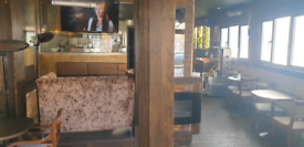 Waitress needed for little caffe in Park Royal.