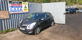 Breaking for spares toyota yaris 1.3 2009