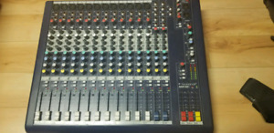 12 channel sound craft sound board