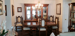 Excellent Condition Antique Dining Room Set