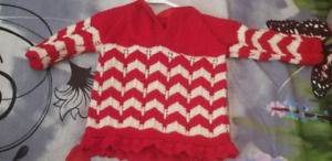 Baby sweater full sleeves