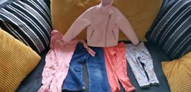 Girl clothes age 2-3/3-4