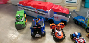 Trucks @ clic klak mississauga used toy warehouse