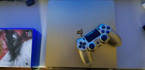 Discontinued Limited Edition 1tb Playstation 4 slim ps4
