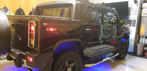 SUPER BEAUTIFUL 2008 HUMMER H2 SUT LIMITED EDITION