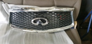 Qx60 front grill