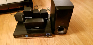 RCA home theatre system  $30 or best offer
