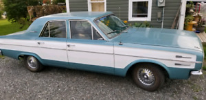 1966 Plymouth Valiant Drive It Home