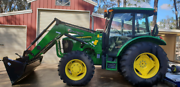 John Deere 5083e. Thirlmere Wollondilly Area Preview