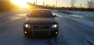 Audi a8l luxury