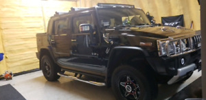 THE REAL DEAL LIMITED EDITION 2008 HUMMER H2 SUT