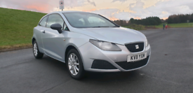 image for 24/7 Trade Sales Ni Trade Prices For The Public 2011 Seat Ibiza 1.2 TD