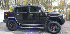 BEAUTIFUL LIMITED EDITION 2008 HUMMER H2 SUT