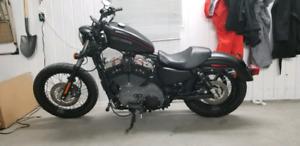 Harley-Davidson Sportster Nightster 1200