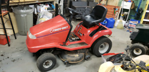 2013 Troy Bilt Ride on mower hydrostatic