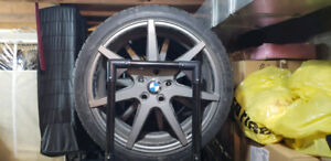 Set of 4 19 inch Winter Wheels & Tires Package for BMW 4-series