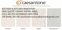 Kitchen benchtops / Australian made kitchen Sydney Marcus Hill Outer Geelong Preview