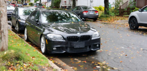 2011 BMW 535xi M package
